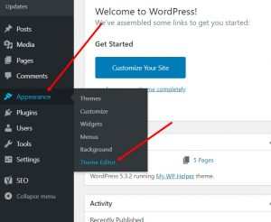 How to Disable Theme Editor in WordPress Admin Without Plugins