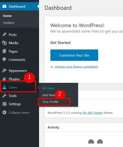 How To Hide Admin Toolbar When Viewing Site From Your WordPress Site 2 Ways